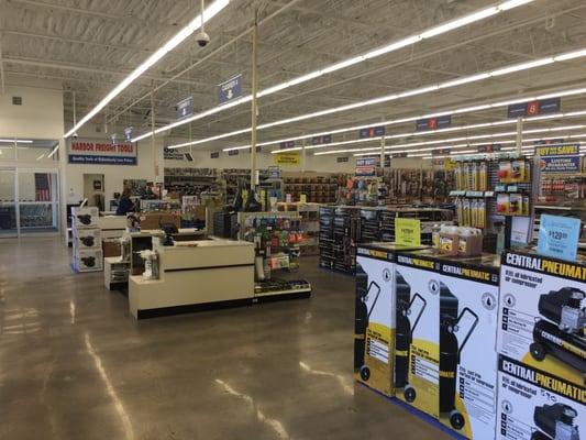 Harbor Freight Tools 2312 E Shawnee Rd Muskogee Ok Hardware Stores