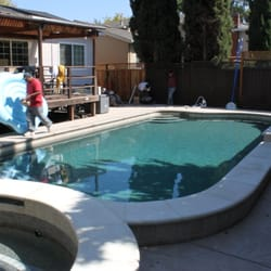 Aquatec Pool Plastering Contractors Fremont Ca