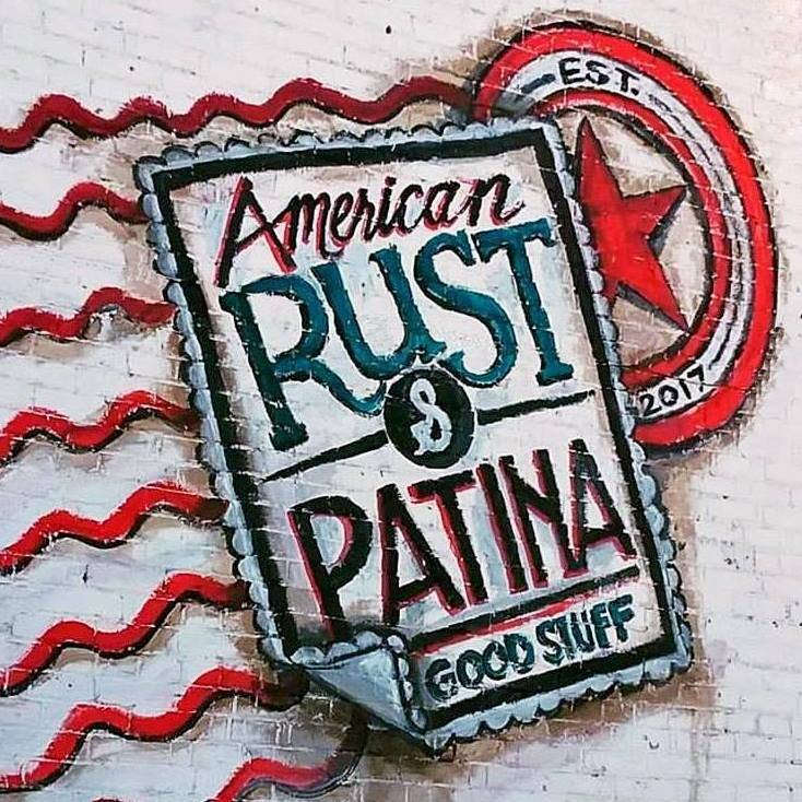 American Rust & Patina: 110 N Main St, Layton, UT
