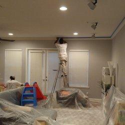 Photo Of Presto Painting Services   Tampa, FL, United States. Interior Prep  Work