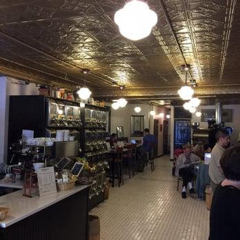 Photo Of D Amico Coffee Brooklyn Ny United States Pressed Tin