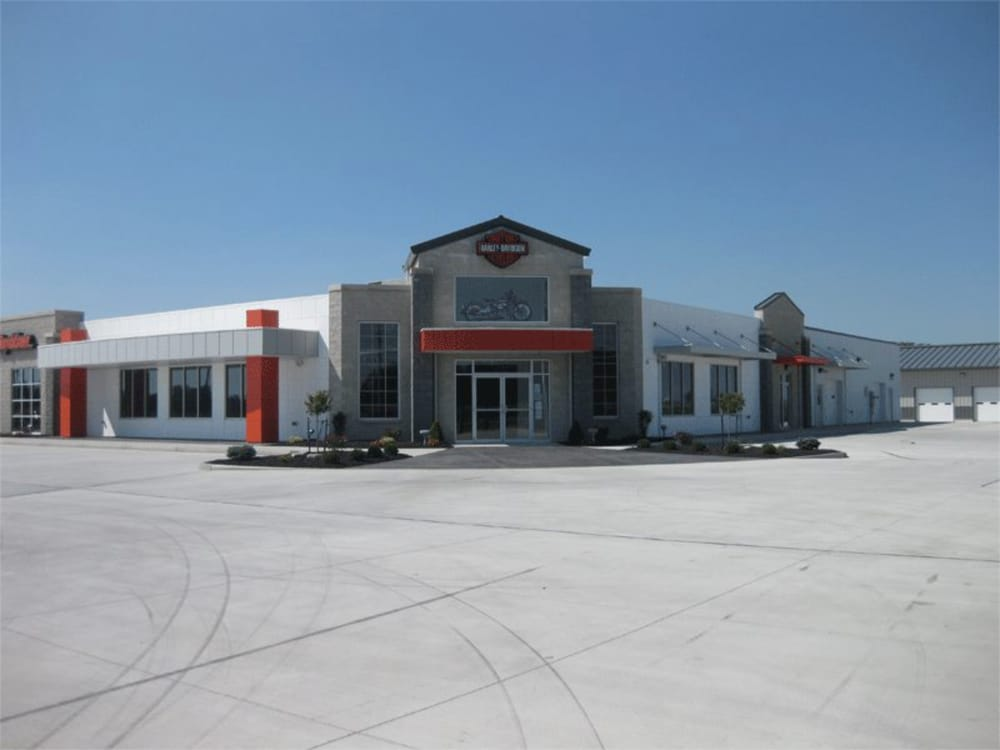 Ben Breece Harley-Davidson: 6388 State Rte 224, Ottawa, OH