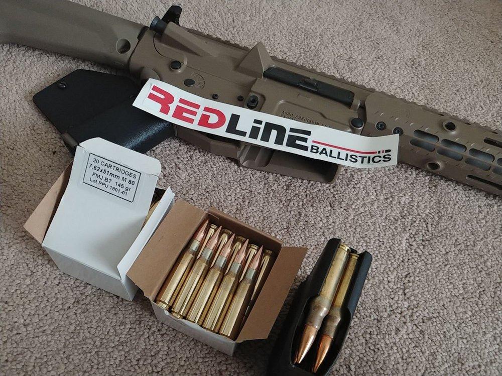 Redline Ballistics
