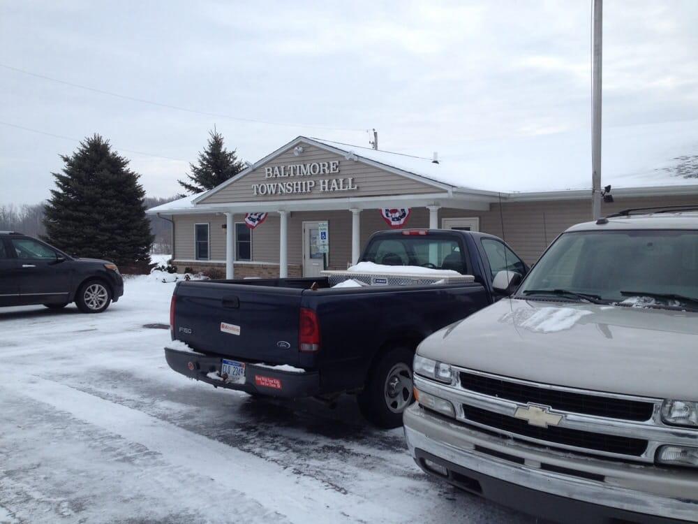 Baltimore Township Hall: 3100 E Dowling Rd, Dowling, MI