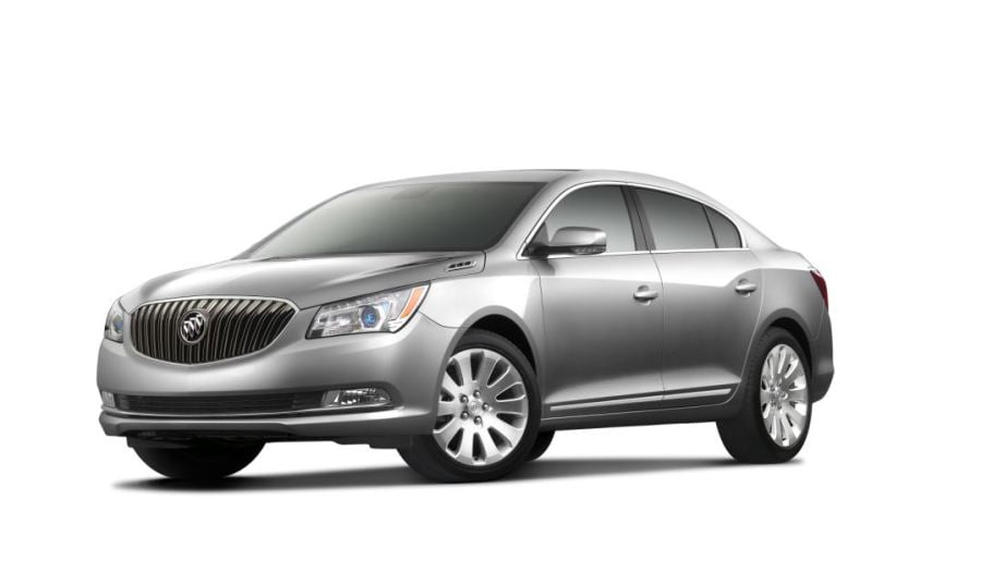 The All New 2014 Buick Lacrosse Test Drive One Today At