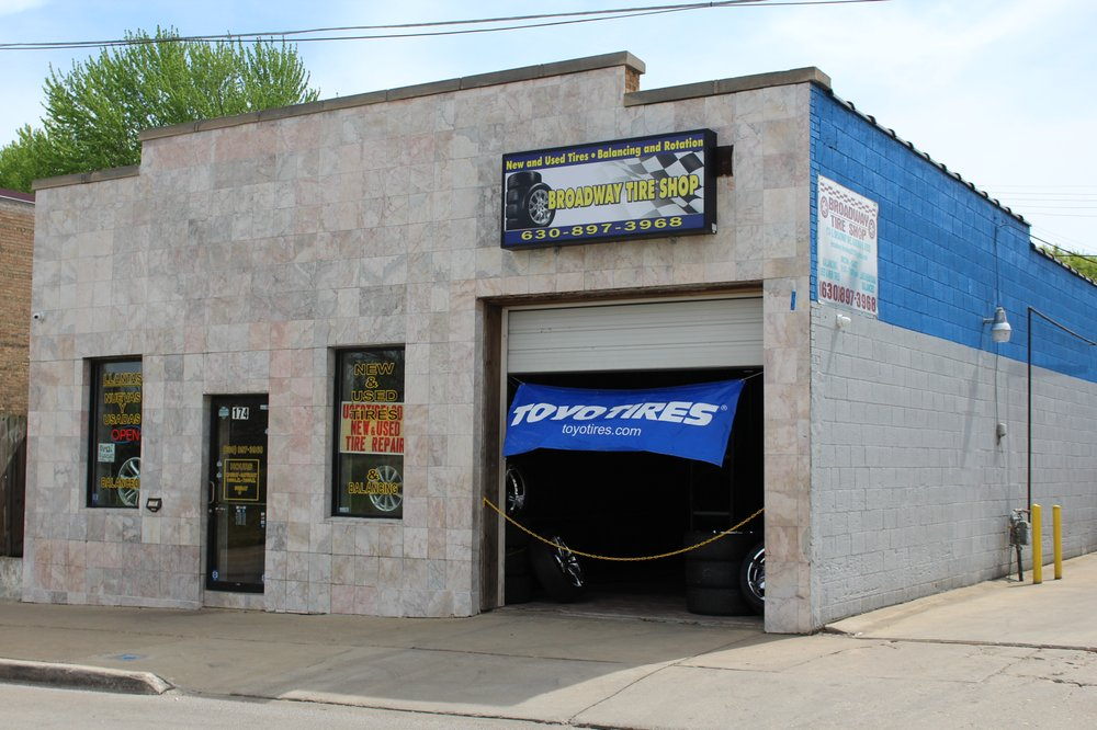 Broadway Tire Shop 15 Photos Tires 174 S Broadway Ave Aurora