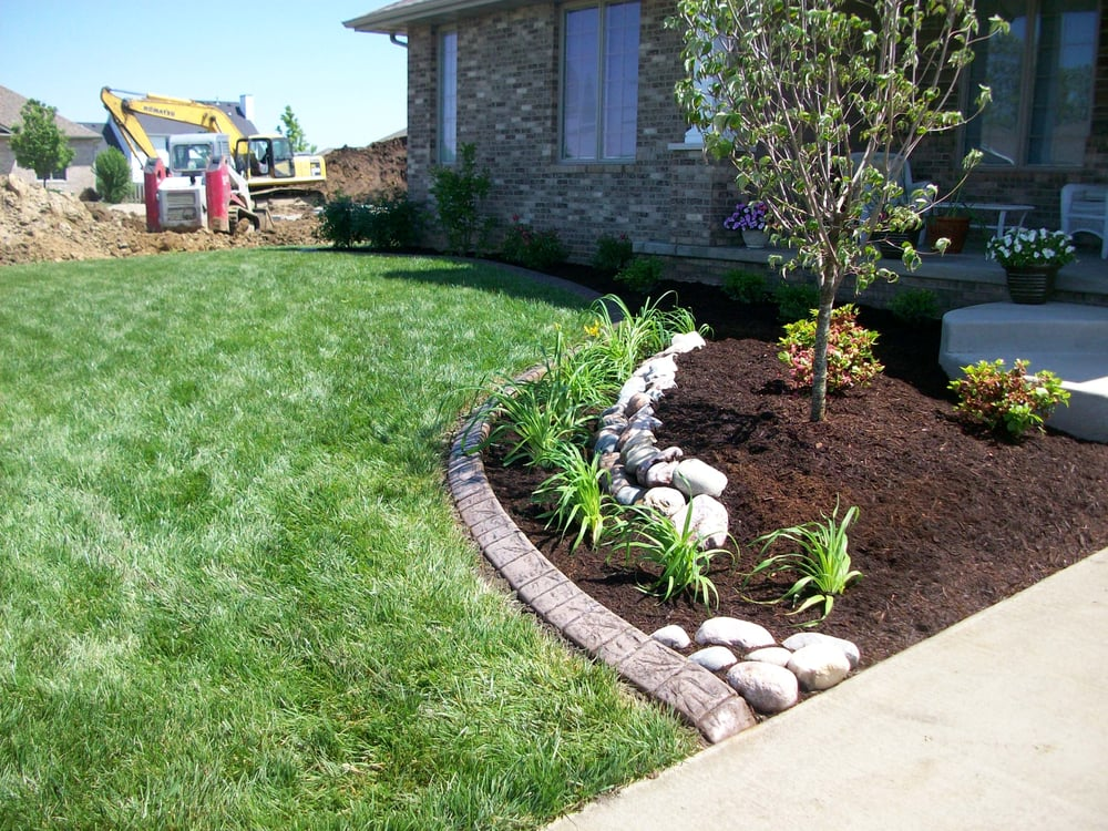 Photos for land design landscaping yelp for Land design landscaping
