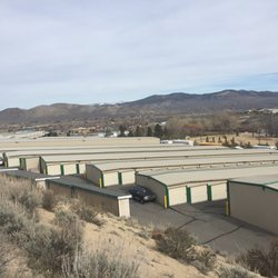 Photo Of Carson Tahoe Self Storage Warehouses City Nv United States