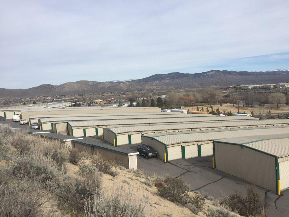 Carson Tahoe Self Storage Warehouses