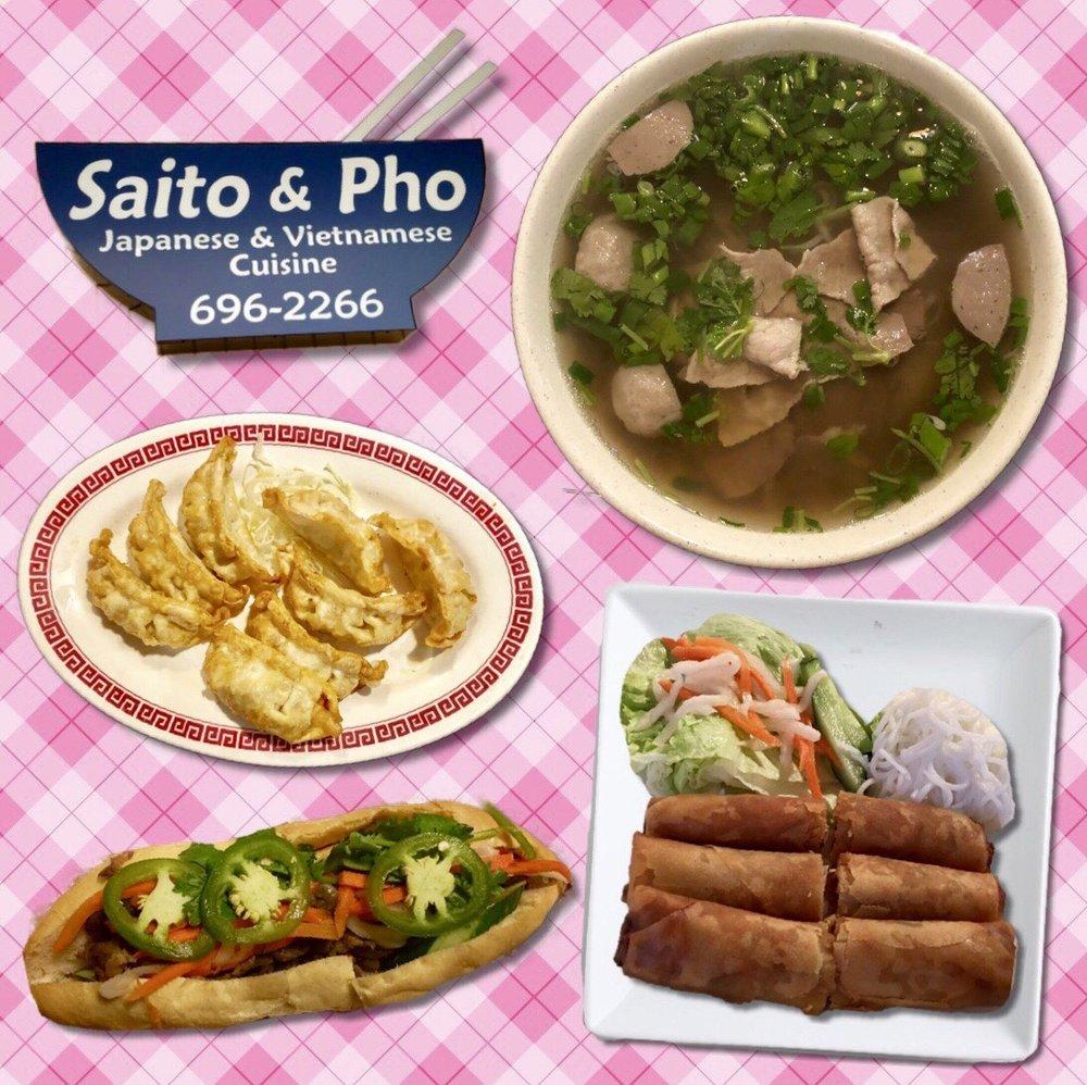 Saito & Pho II