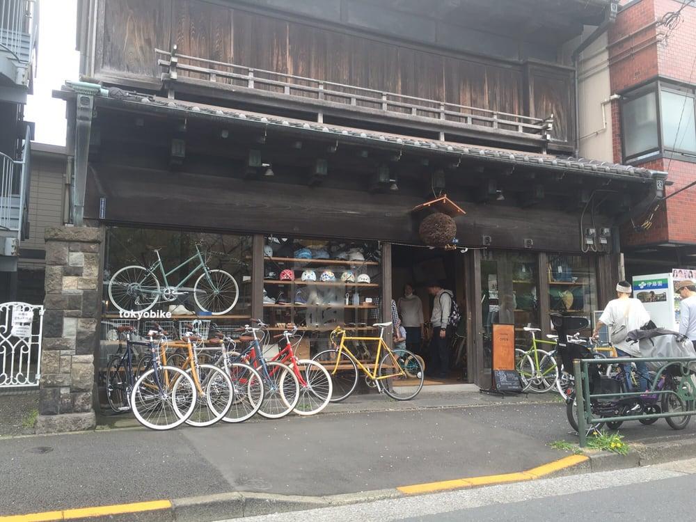 Tokyobike Gallery Yanaka