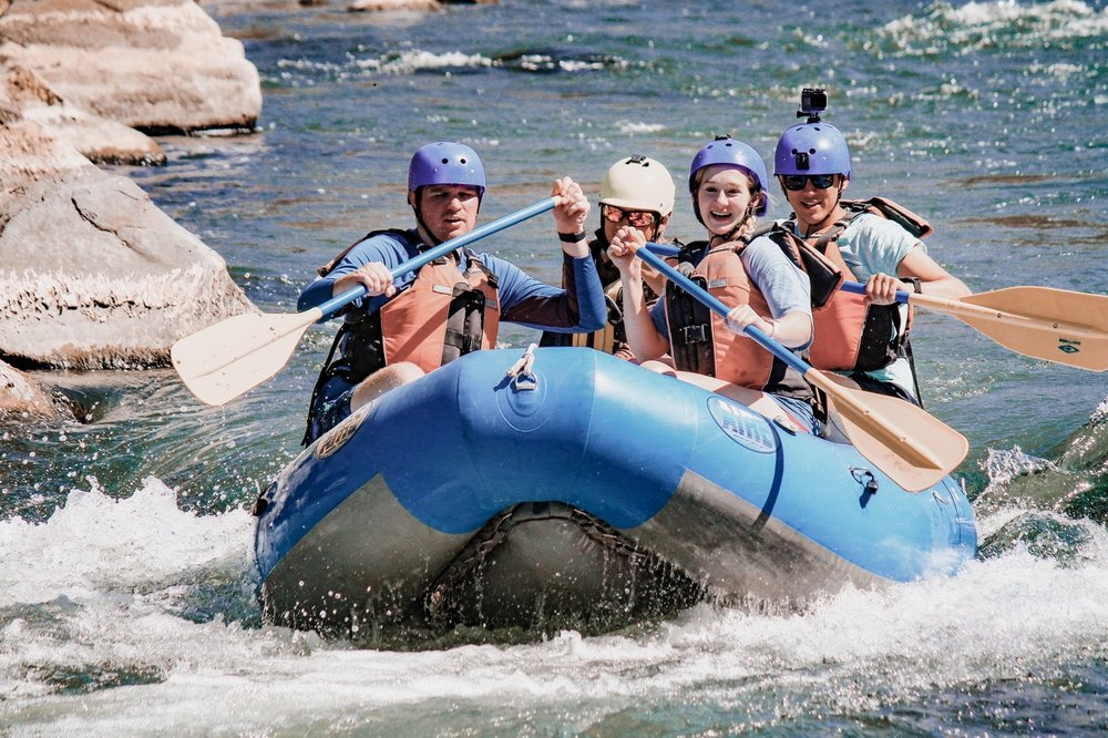 New Wave Rafting: 2110 State Rd 68, Embudo, NM