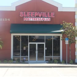 Sleepville Mattress Plus Furniture Stores 2154 Central