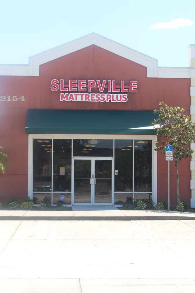 Sleepville Mattress Plus Furniture Stores 2154 Central Florida Pkwy South Orange Blossom