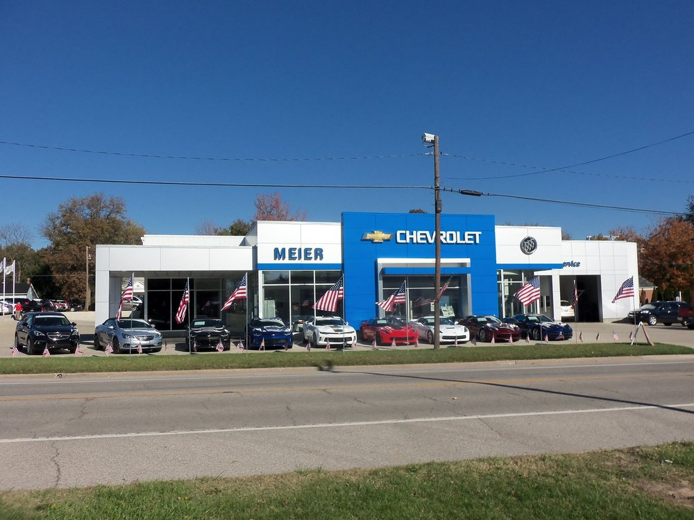 Meier Chevrolet Buick: 477 E St Louis St, Nashville, IL