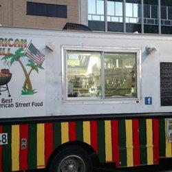 Jamerican Food Truck