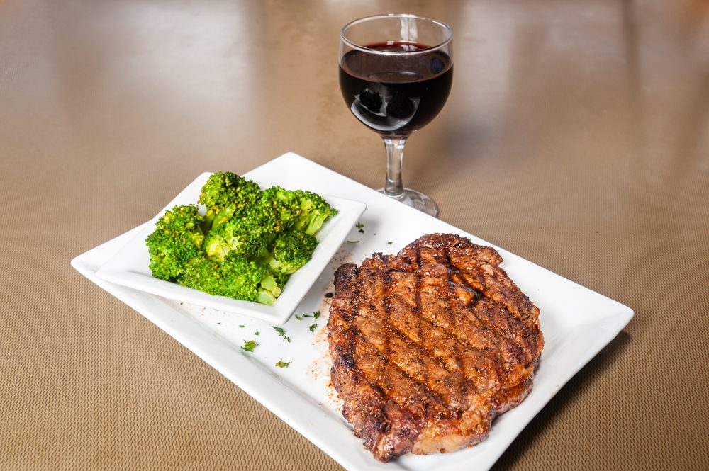 Charlie's Steakhouse: 1730 US Hwy 71 N, Carroll, IA