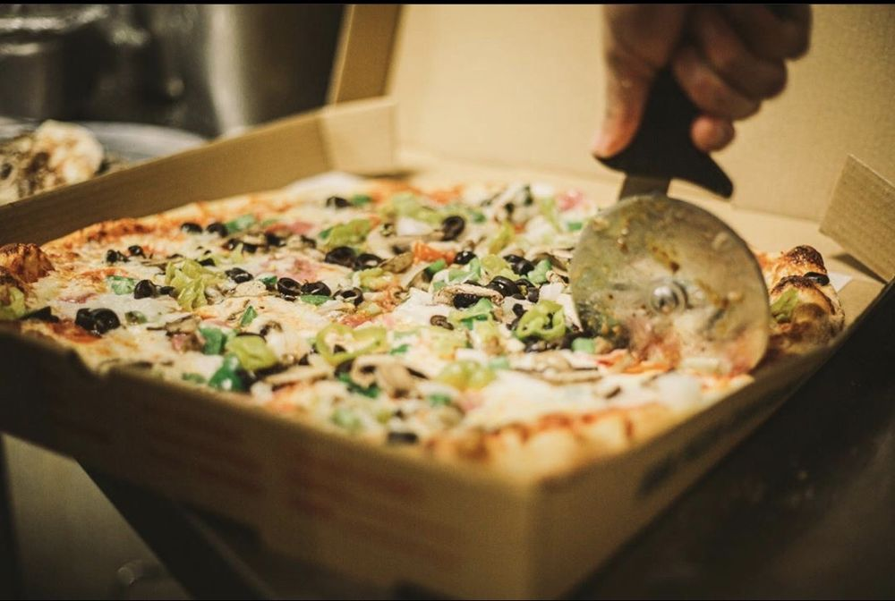 Genova Italian Restaurant: 414 South Ave D, Burkburnett, TX