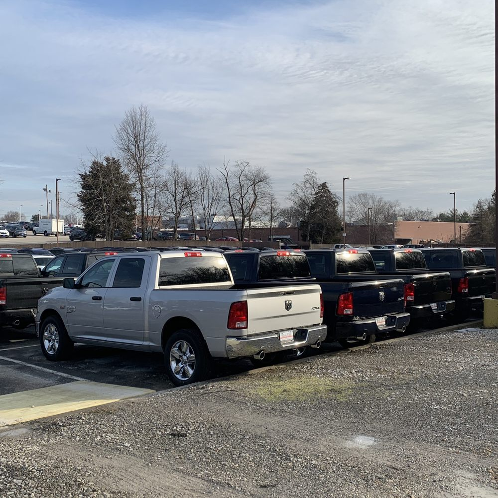 Royal Gate Dodge >> New Ram Trucks For Sale At Royal Gate Dodge Chrysler Jeep Ram Of