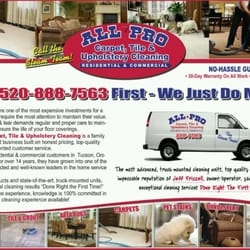 Photo Of All Pro Carpet Upholstery Cleaning Tucson Az United States