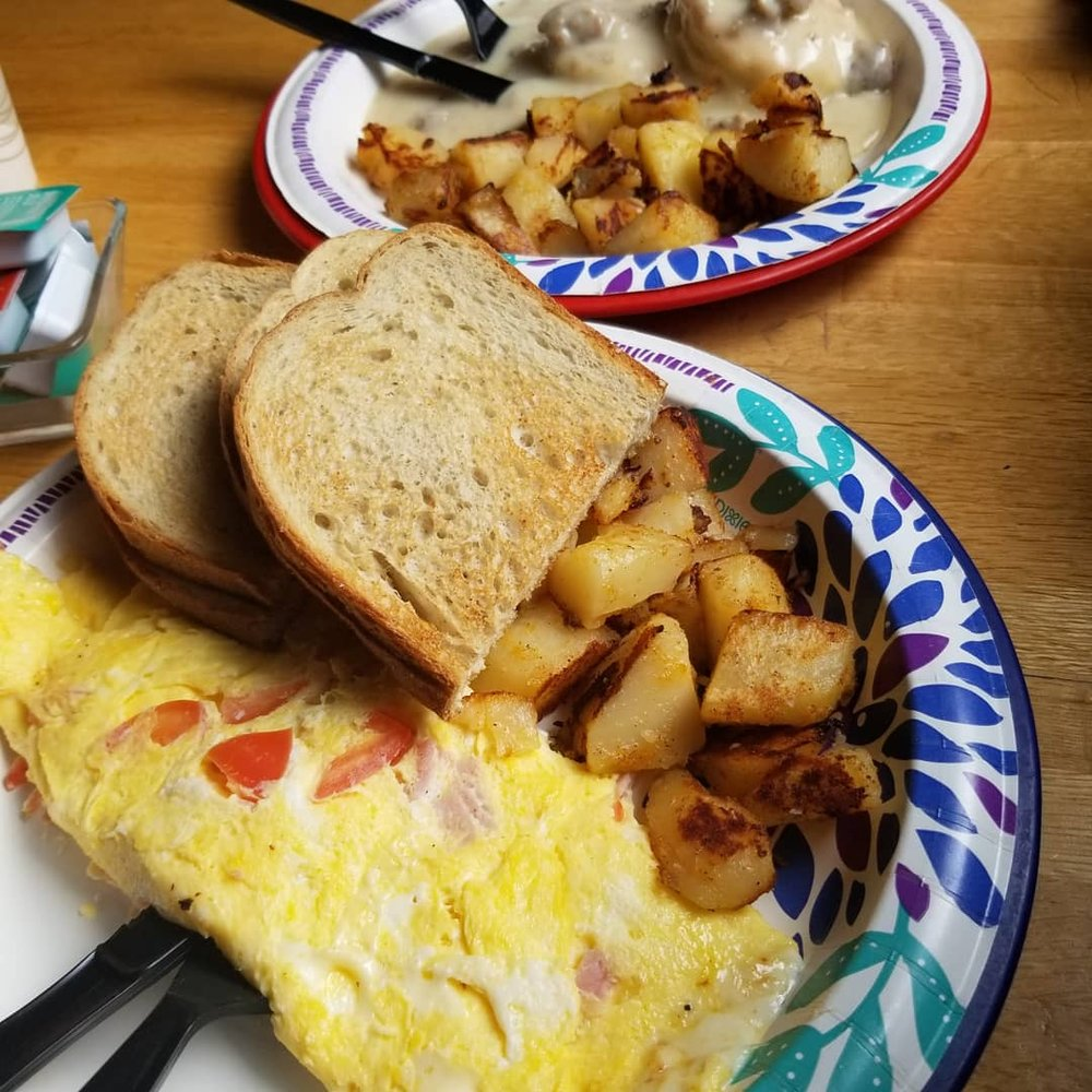 First Place Cafe: 2475 Rt 390, Canadensis, PA