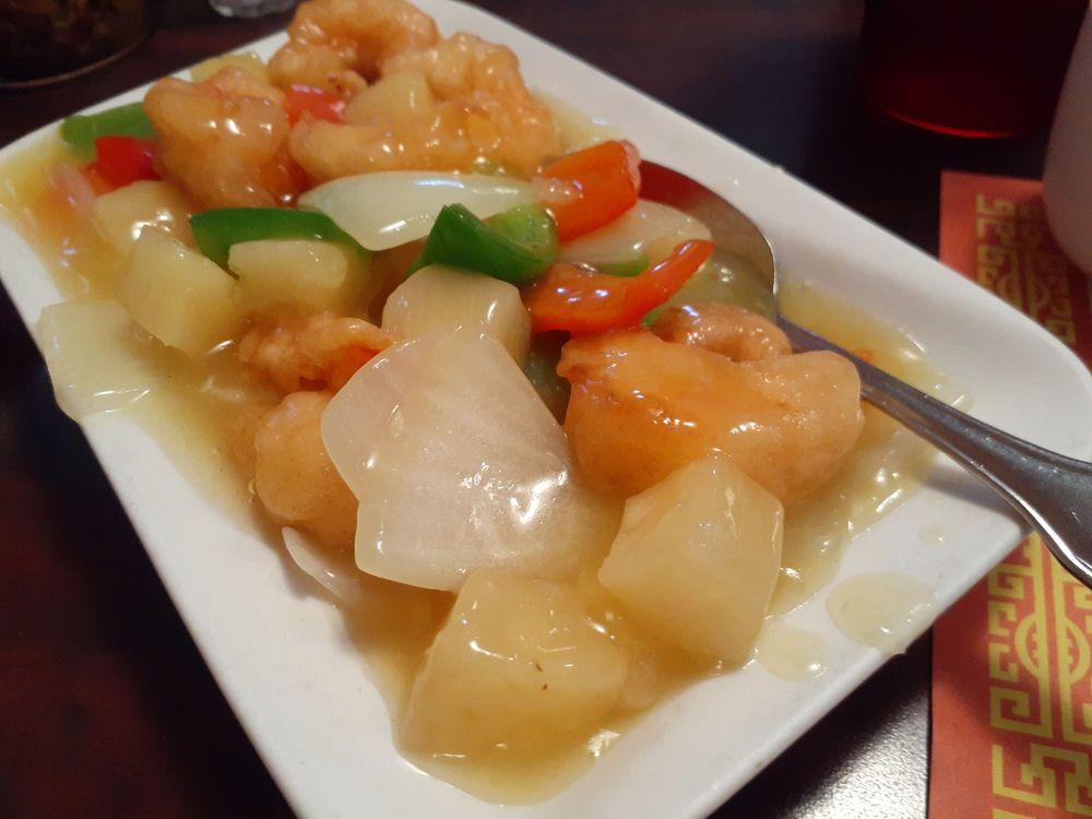 Food from Peking Garden