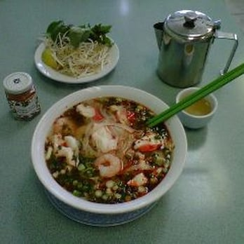 Pho Anh Vietnamese Restaurant Calgary