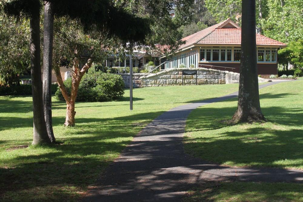 Vaucluse House Tea Rooms