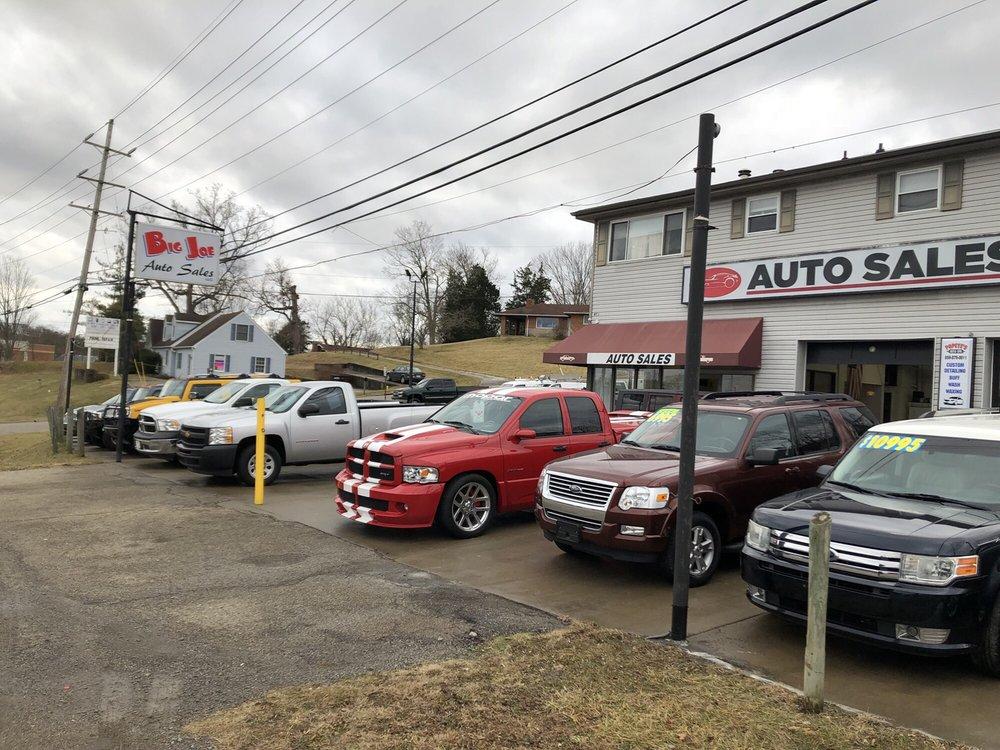 Big Joe Auto Sales: 6726 Alexandria Pike, Alexandria, KY