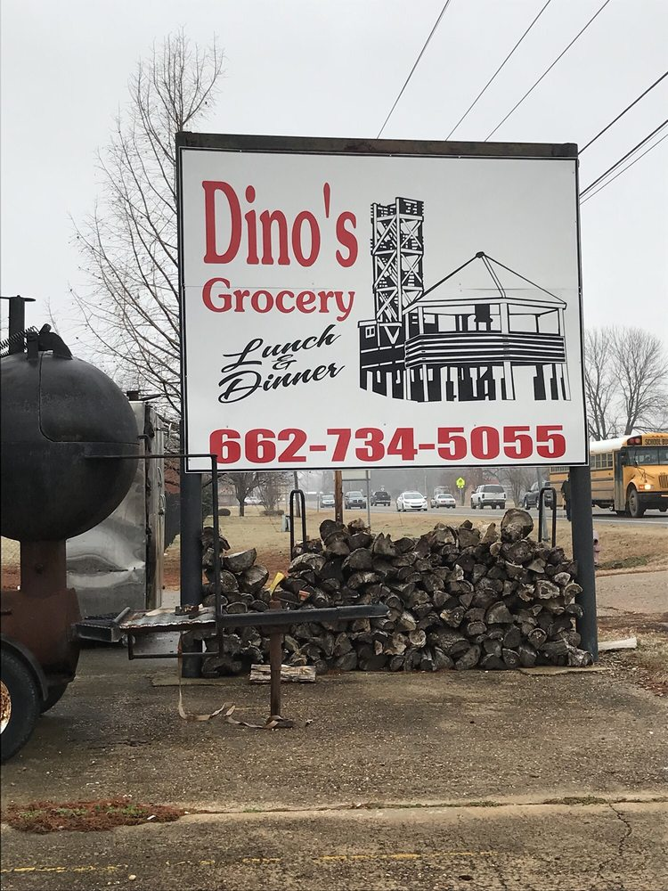 Dino's Grocery: 1310 Main St, Rosedale, MS
