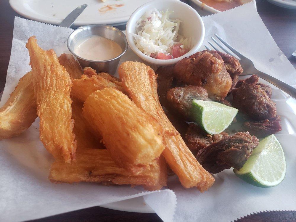 Cabanas Salvadorean Restaurant: 1625 Richland Ave E, Aiken, SC