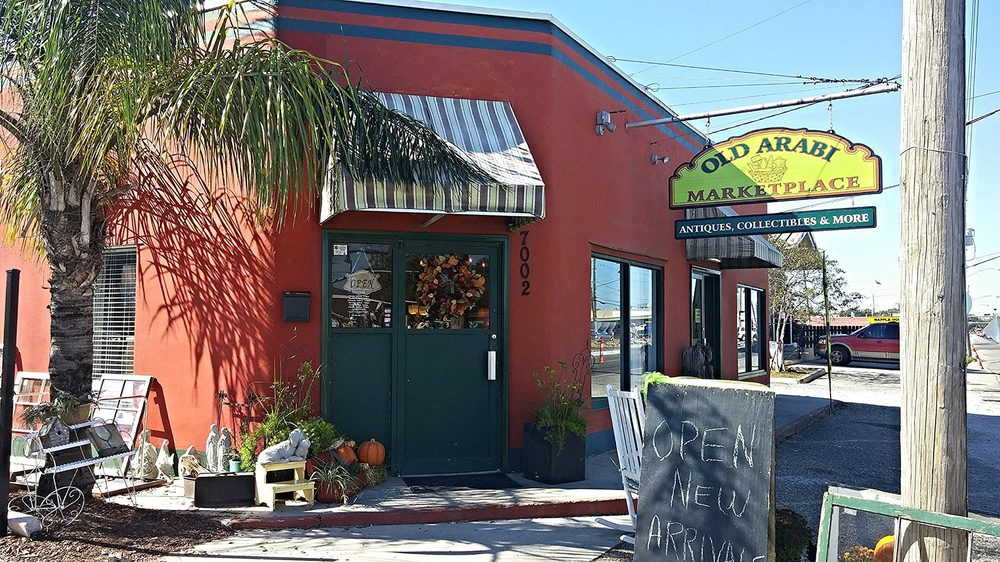 Old Arabi Marketplace: 7002 St Claude Ave, Arabi, LA