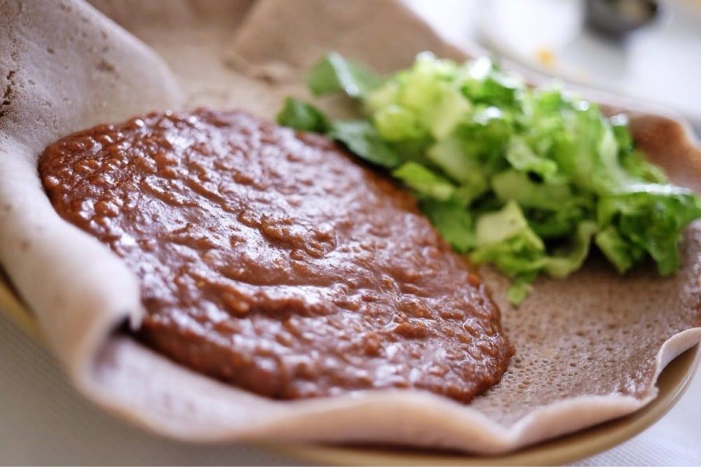 Bete-Lukas Ethiopian Restaurant: 2504 SE 50th Ave, Portland, OR