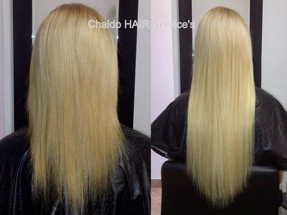 Before And After Loop And Lock Hair Extensions Yelp