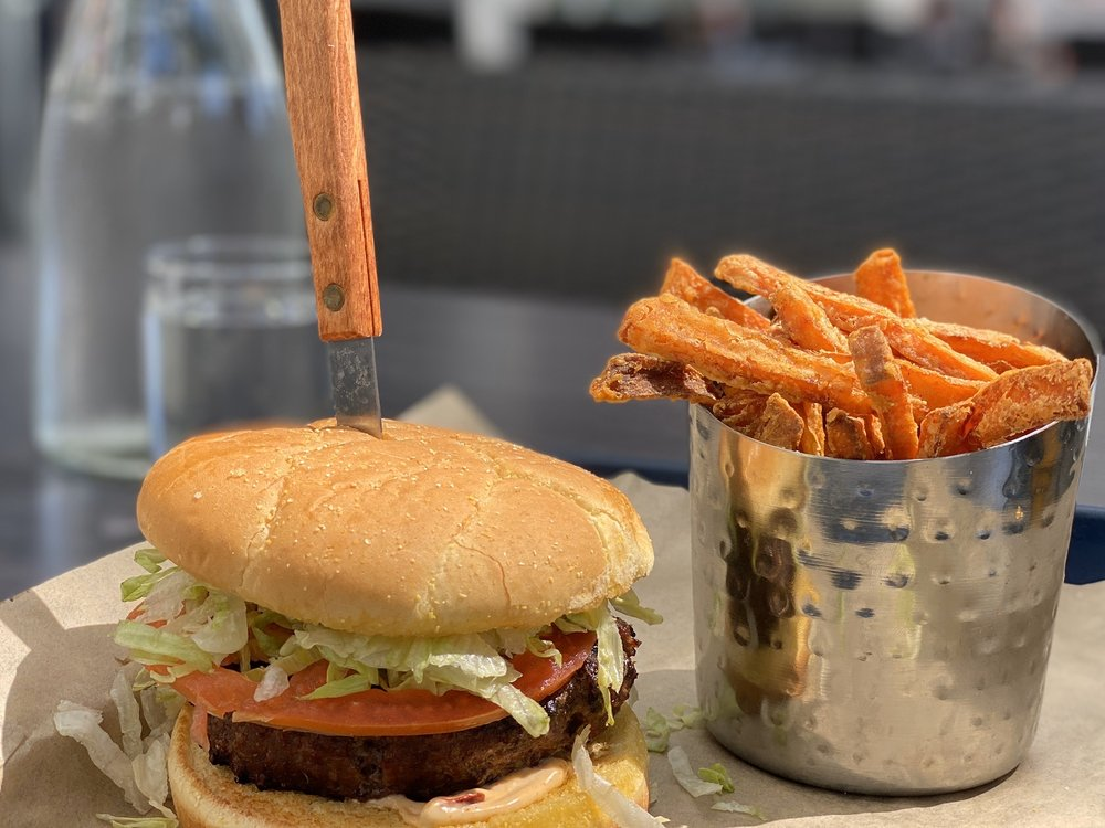 Butter's Burgers: 777 N Ashley Dr, Tampa, FL