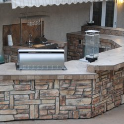 Great Photo Of Outdoor Kitchen Creations   Upland, CA, United States. Upland July  2009