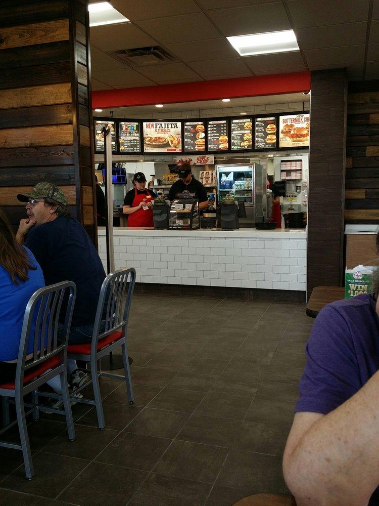 Harrisonville Mo Fast Food