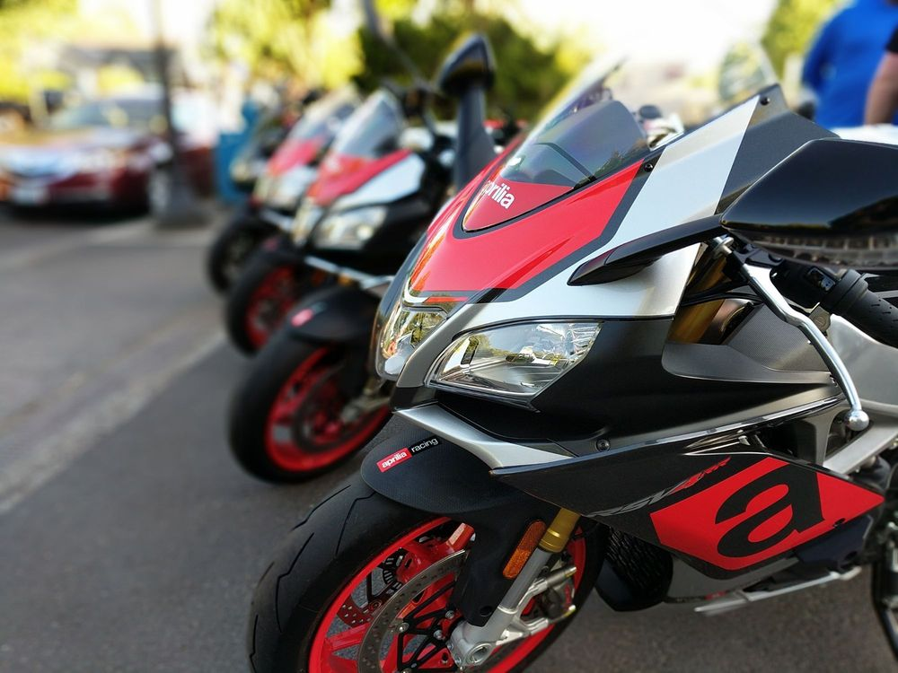 Aprilia Moto Guzzi Portland