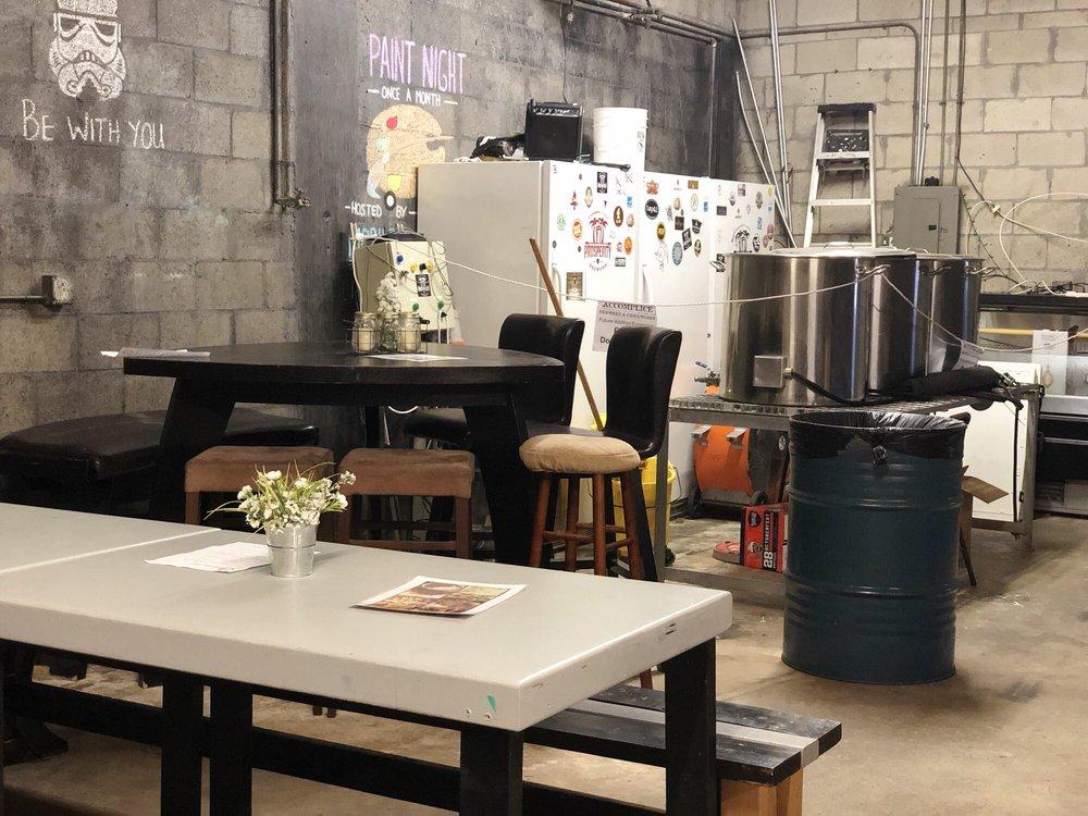 Accomplice Brewery & Ciderworks