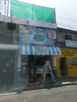 Helados Regia Ice Cream Frozen Yogurt Rio Nazas Monterrey