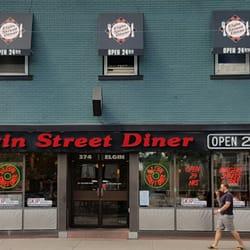 Good Restaurants On Elgin Street Ottawa