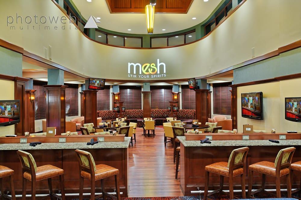 Mesh Lounge: 299 N Church St, Spartanburg, SC
