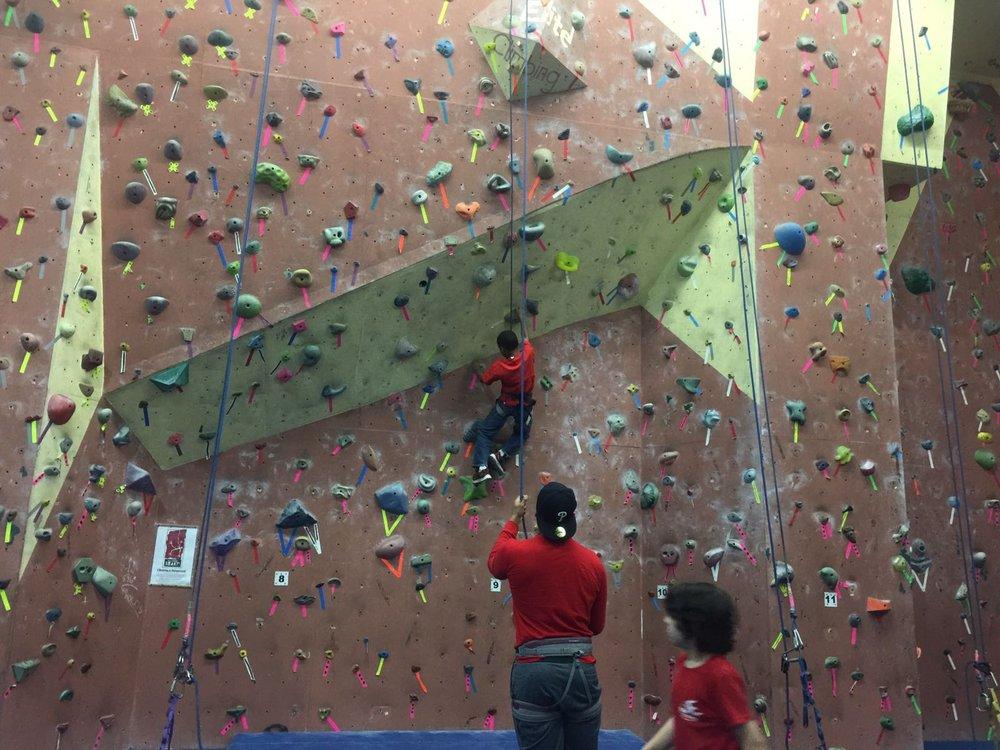 Elite Climbing