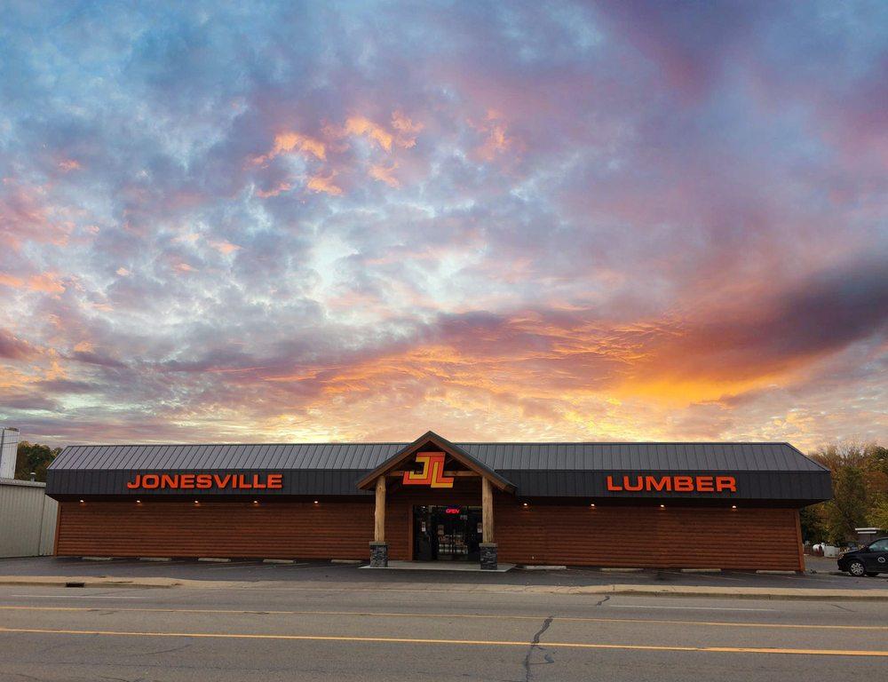 Jonesville Lumber: 108 W Chicago St, Jonesville, MI
