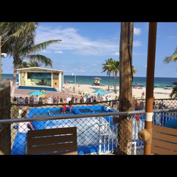 Photo Of Hollywood Beach Boardwalk Fl United States View From The