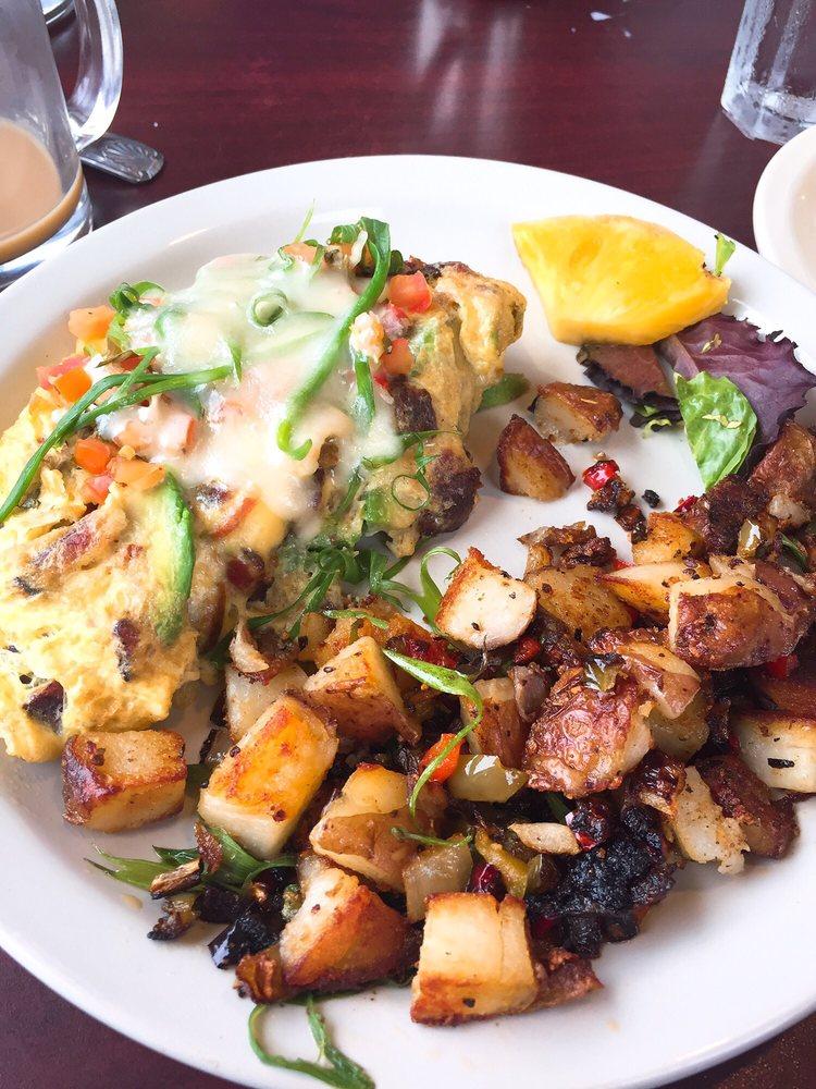 Fresh Harvest Cafe: 3056 Hwy 101, Florence, OR