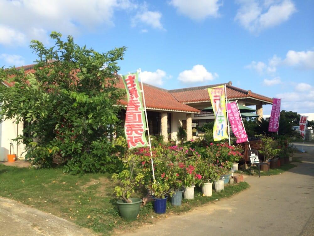 楽園の果実カフェ・おみやげ館