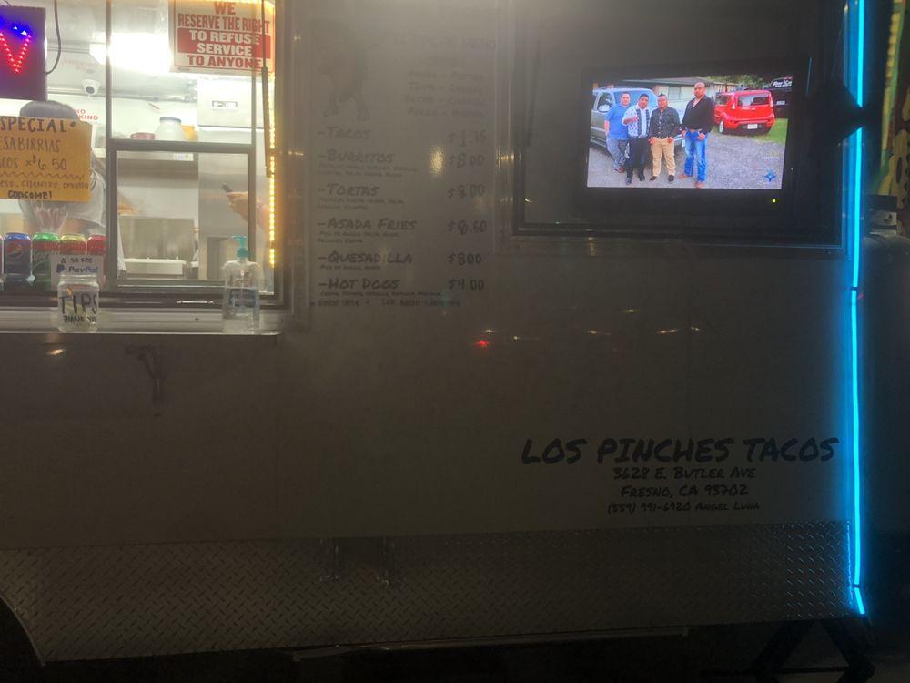 Los Pinches Tacos