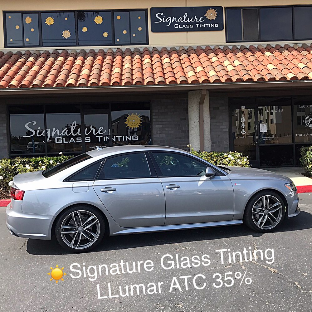 Signature Glass Tinting