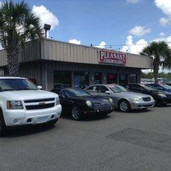 Car Dealerships Wilmington Nc >> Pleasant Motor Company Used Car Dealers 6245 Market St